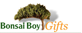 Bonsai Boy Gifts Logo